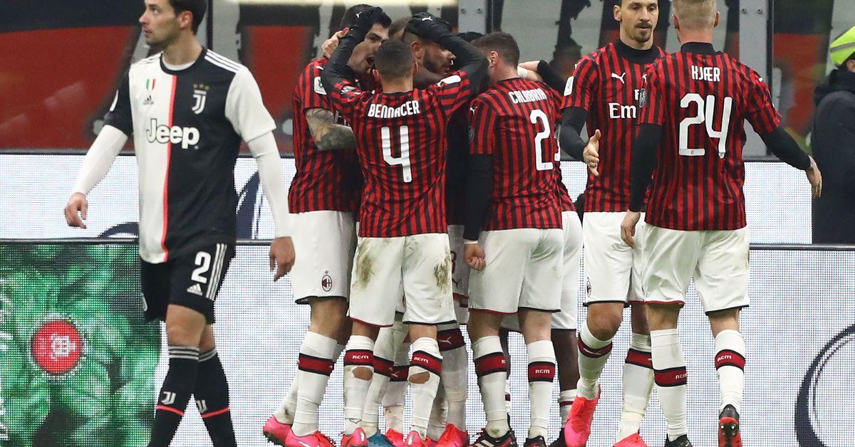 «Ювентус» - «Милан»