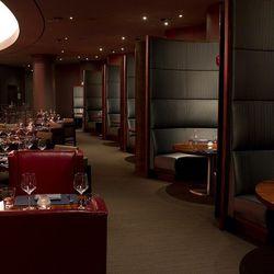Upstairs at Gordon Ramsay Steak.