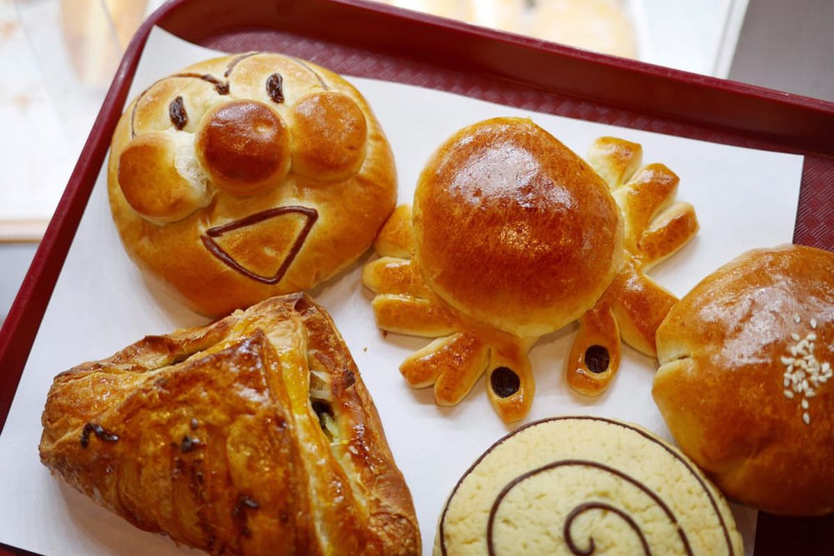 adorable pastries