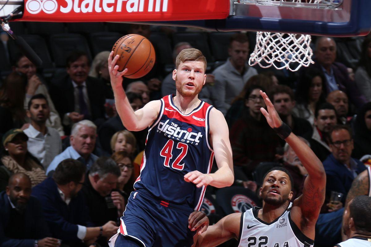 San Antonio Spurs v Washington Wizards