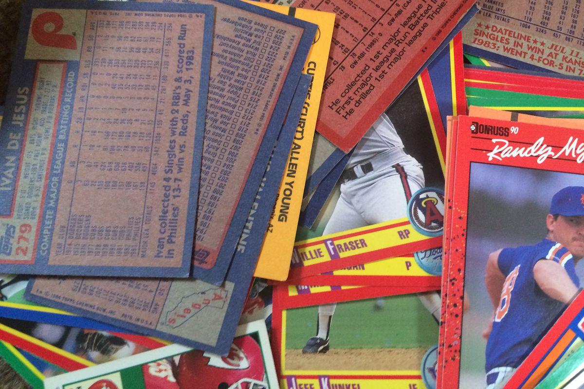 766fbcd1 How I fell in love with baseball cards all over again - SBNation.com