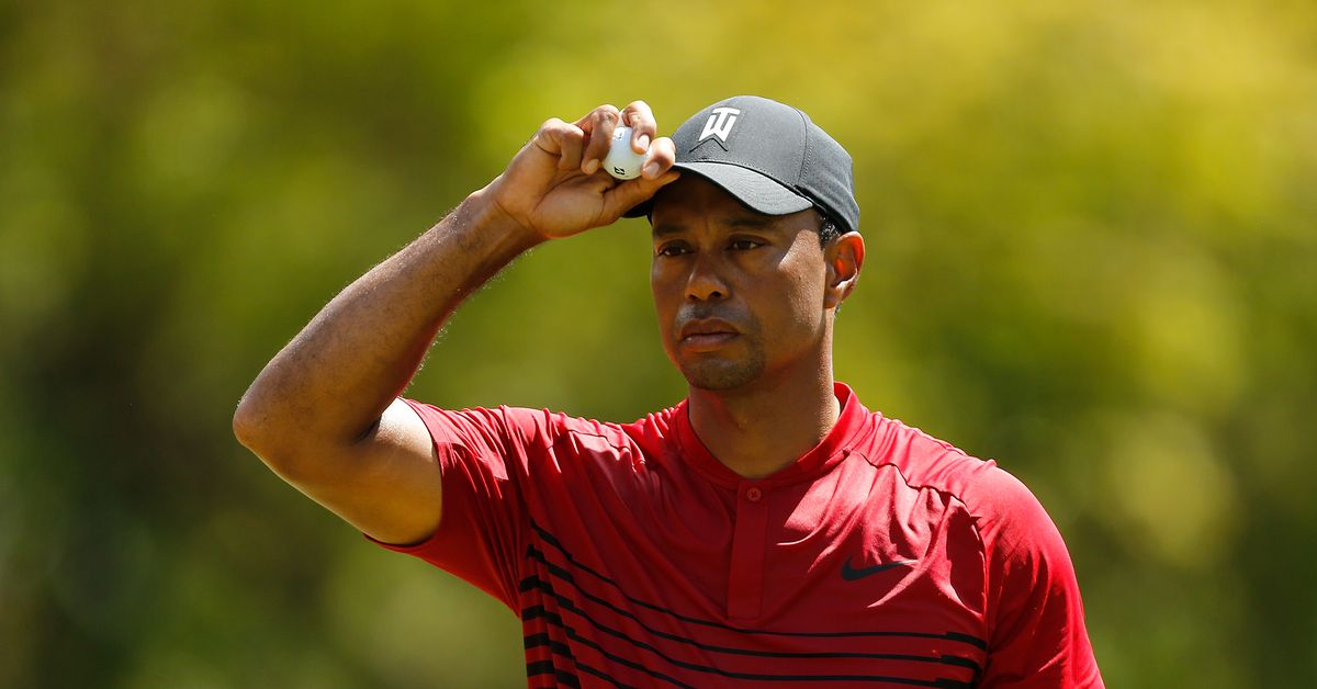 tiger woods results  valspar championship shows this