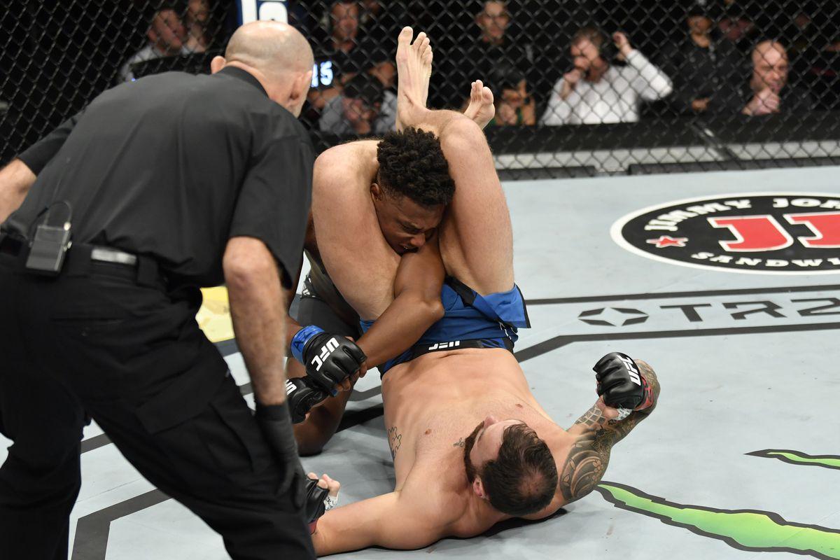 Paul Craig defeated Jamahal Hill at UFC 263.