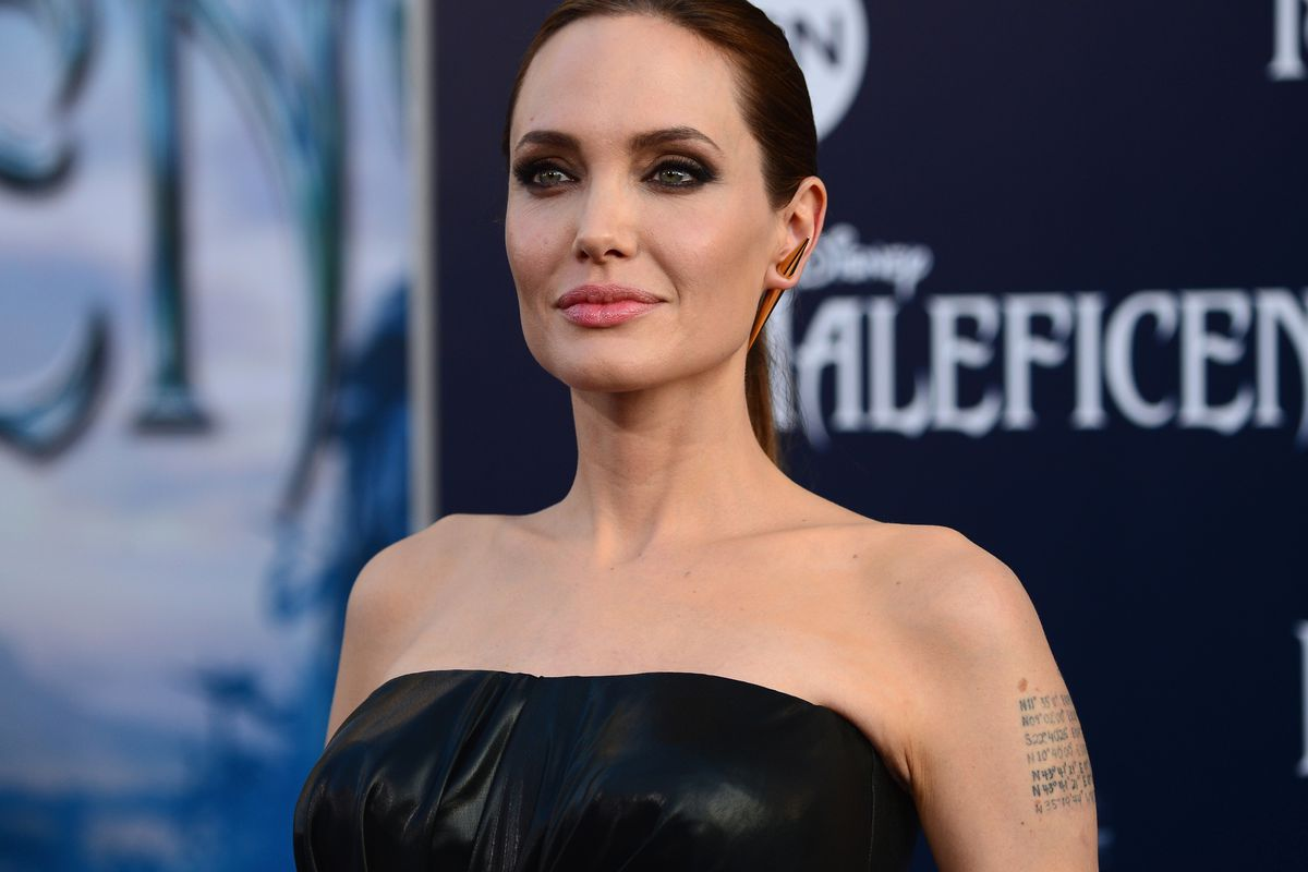 If Angelina Jolie were an average worker like the rest of us, her pay would probably be above average.