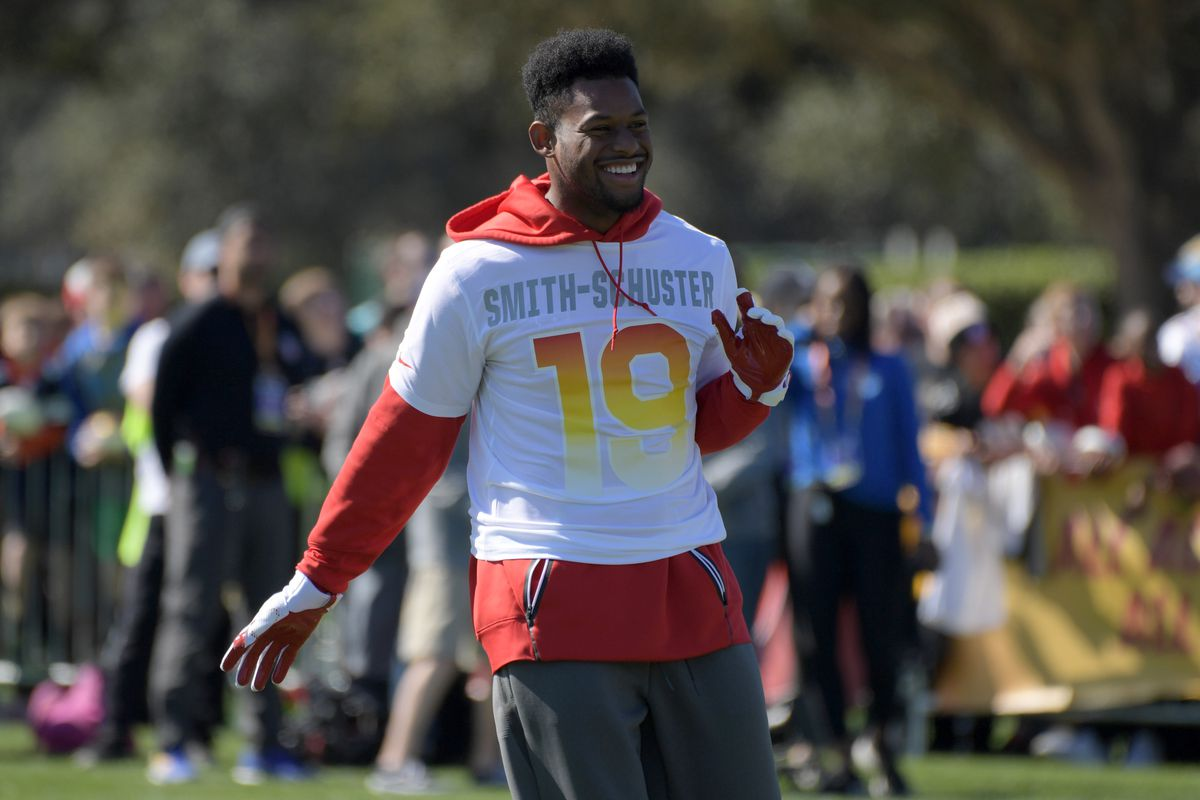 4c1dd9a9739 JuJu Smith Schuster s superstar ascension was all part of the Steelers  plan