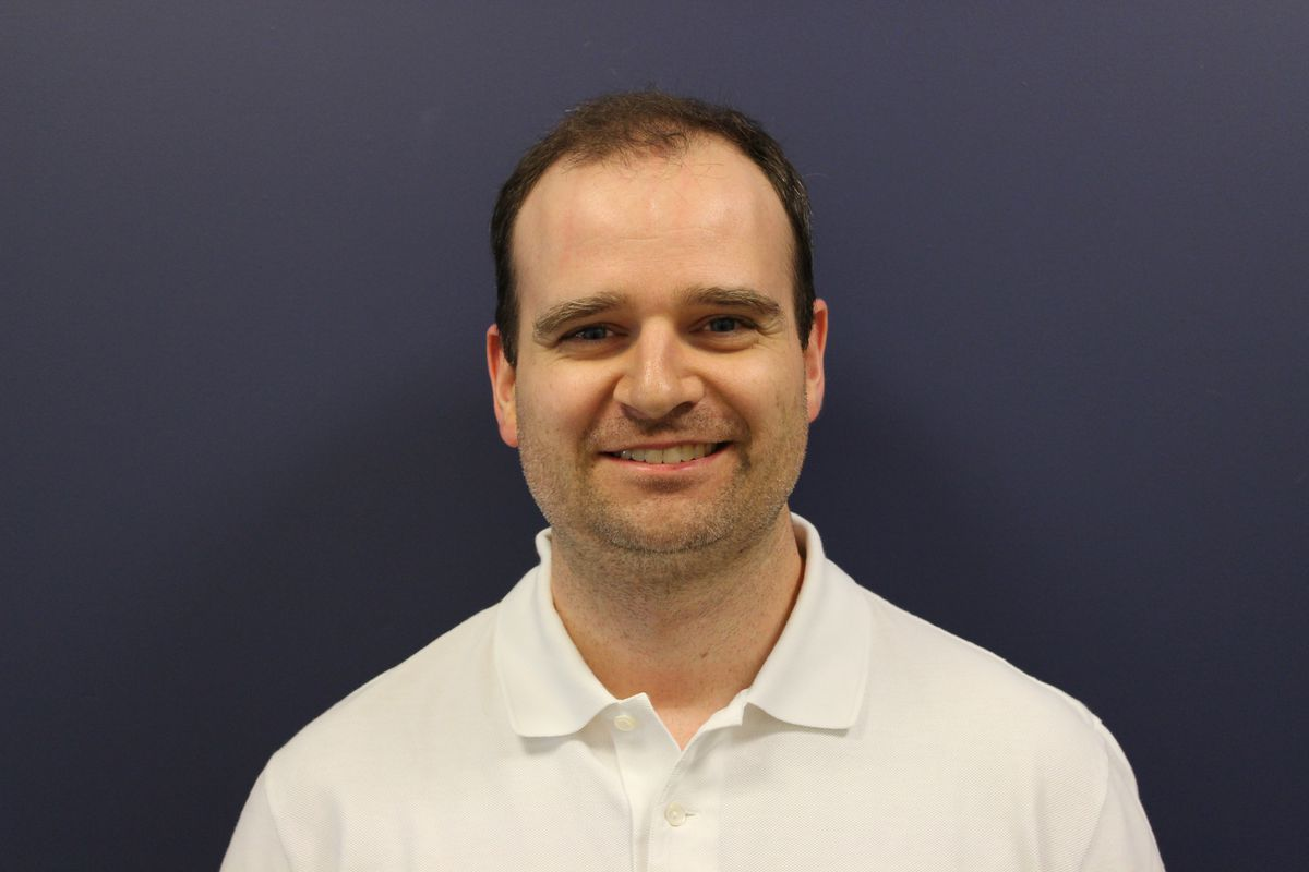 Frank Petterson, VP of engineering, AliveCor