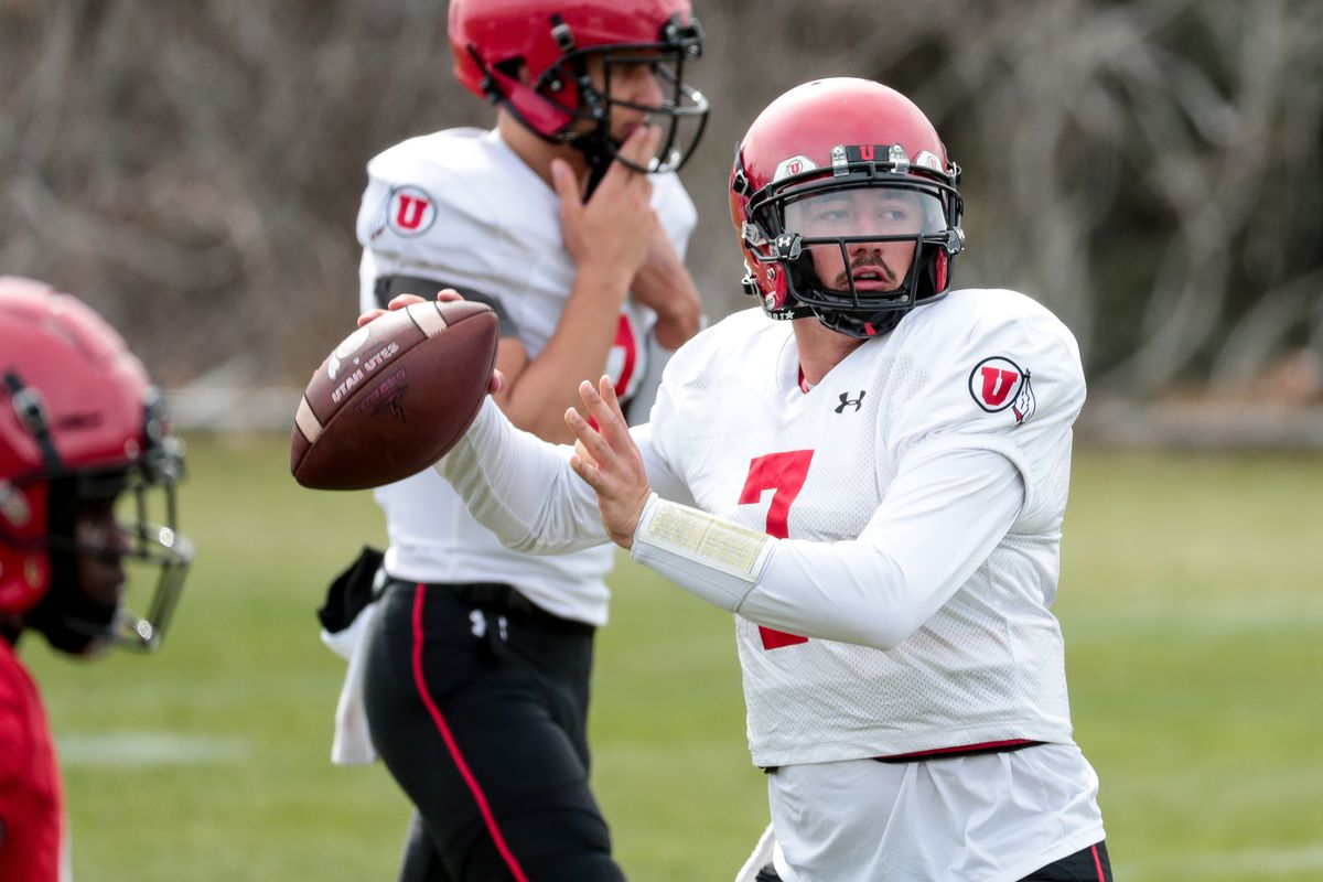 Utah QB Cameron Rising's petition to play in 2019 denied by