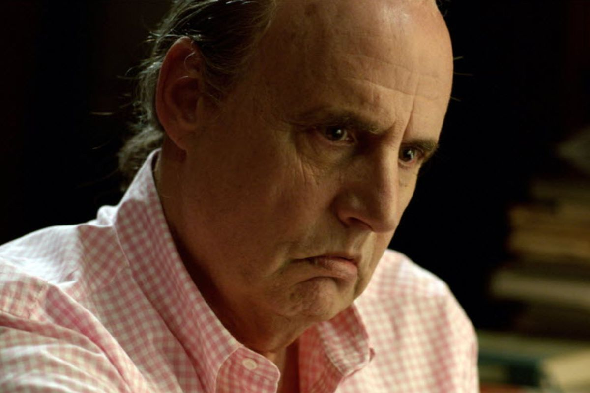 Jeffrey Tambor plays Maura, a trans woman transitioning late in life, in the Amazon series Transparent.