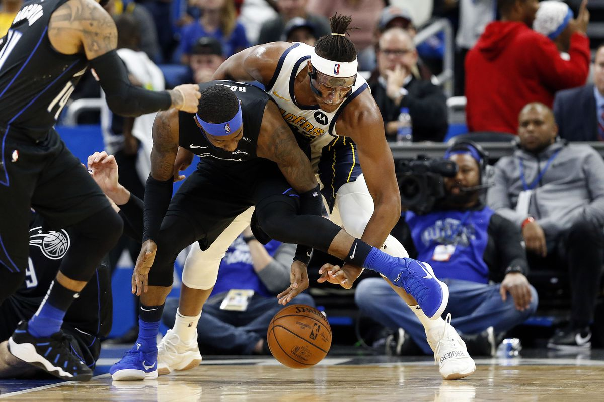 NBA: Indiana Pacers at Orlando Magic