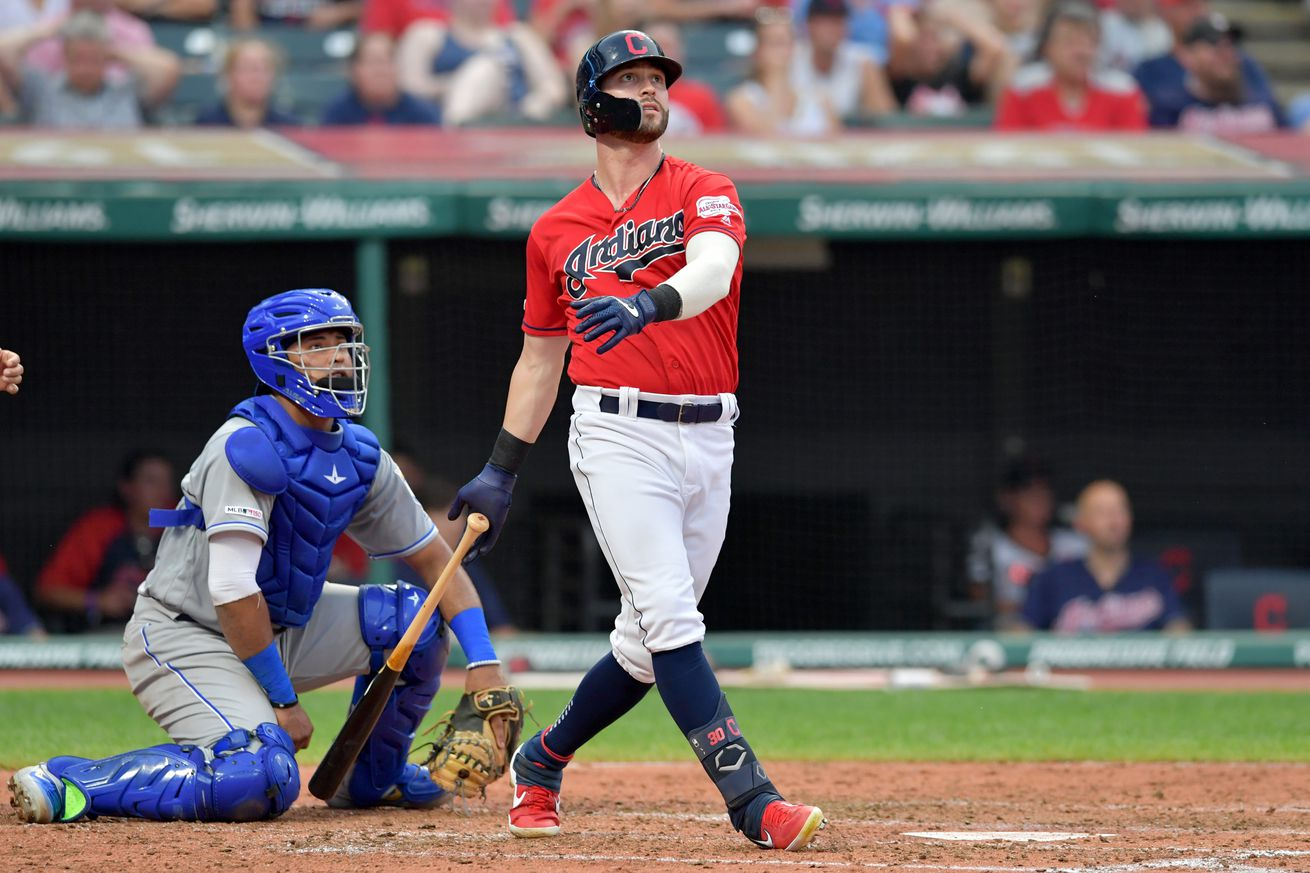 N&N: Tyler Naquin getting it done for the Tribe