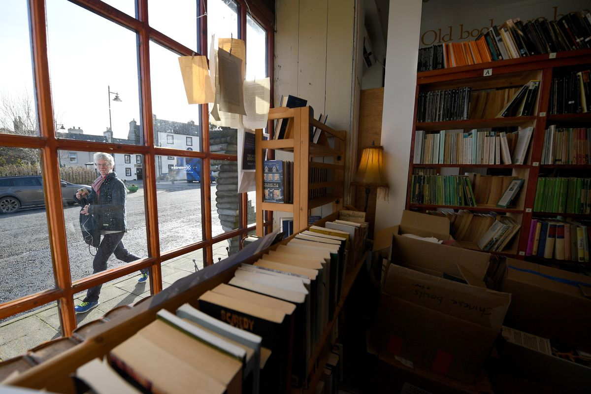 Scotland's Largest Second-hand Bookshop