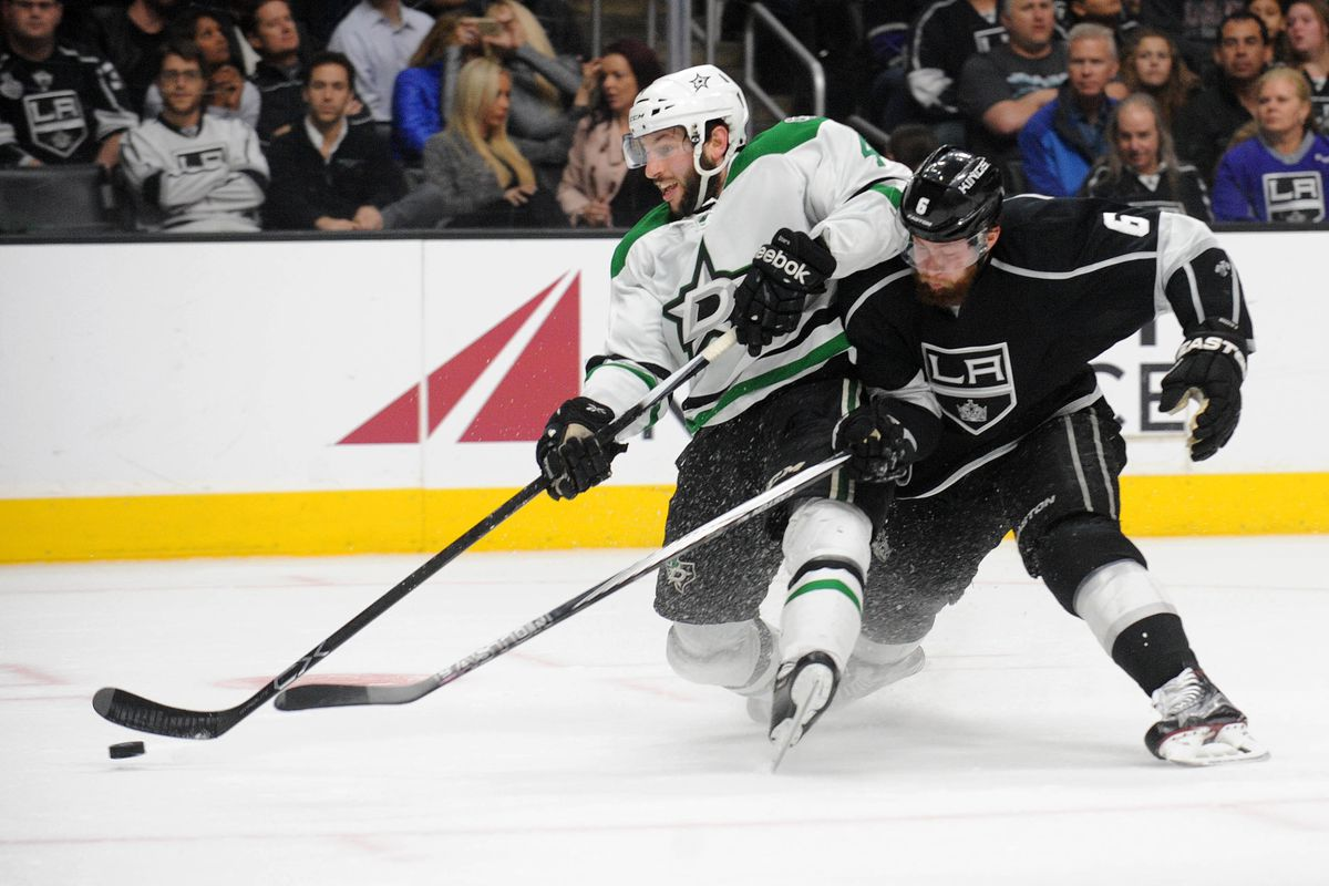 Jason Demers has been quiet a find for the Stars, but how long will he stay?