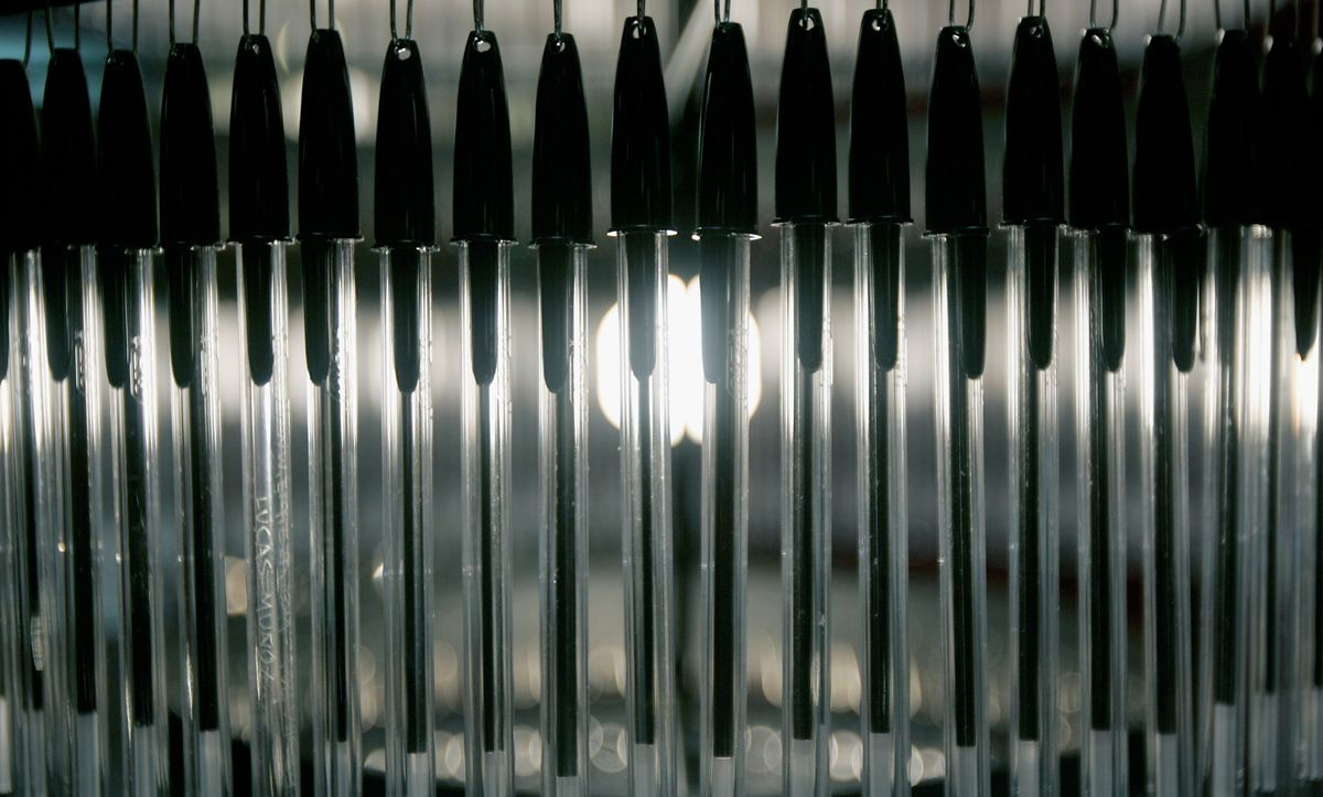 """Ladislao José Biro invented a """"miraculous"""" pen and changed"""