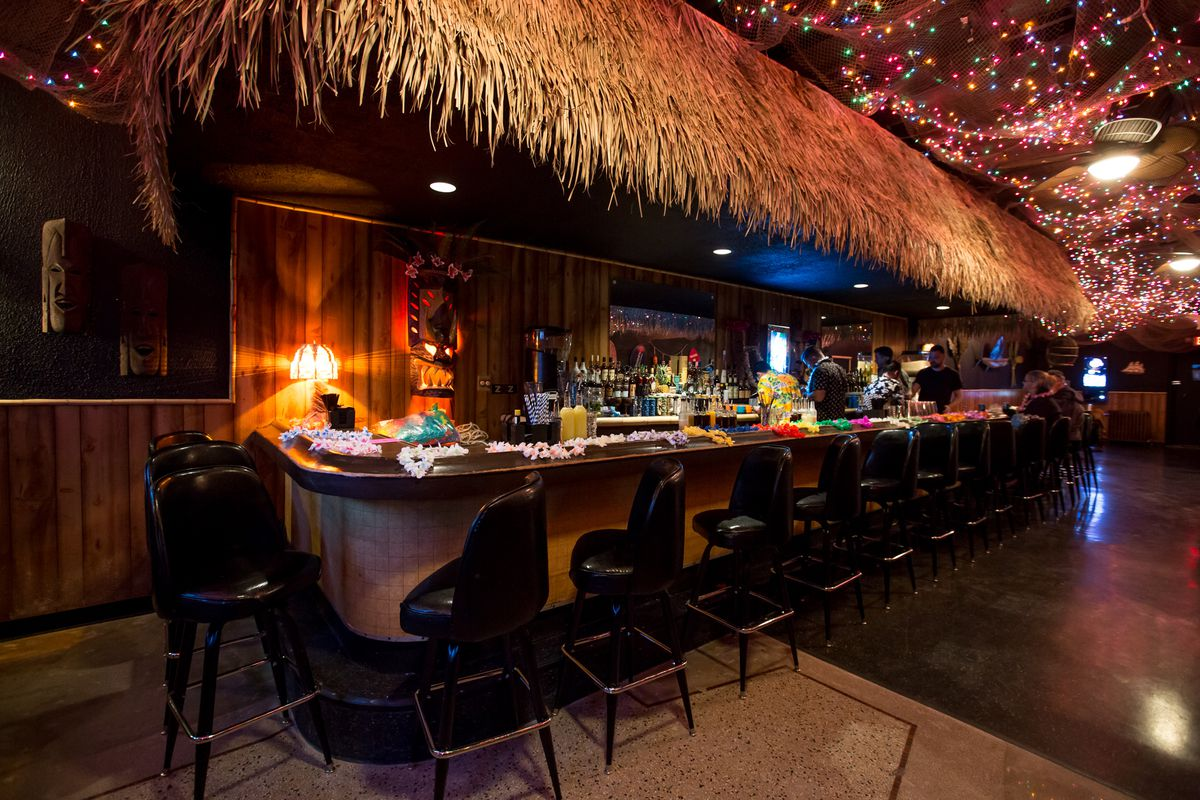 Dive Inside Southwest Detroit S New Tiki Bar Eater Detroit