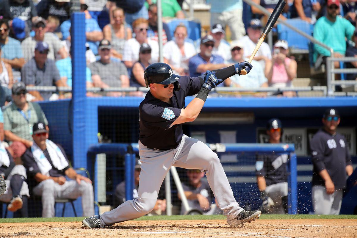 MLB: MAR 14 Spring Training - Yankees at Blue Jays
