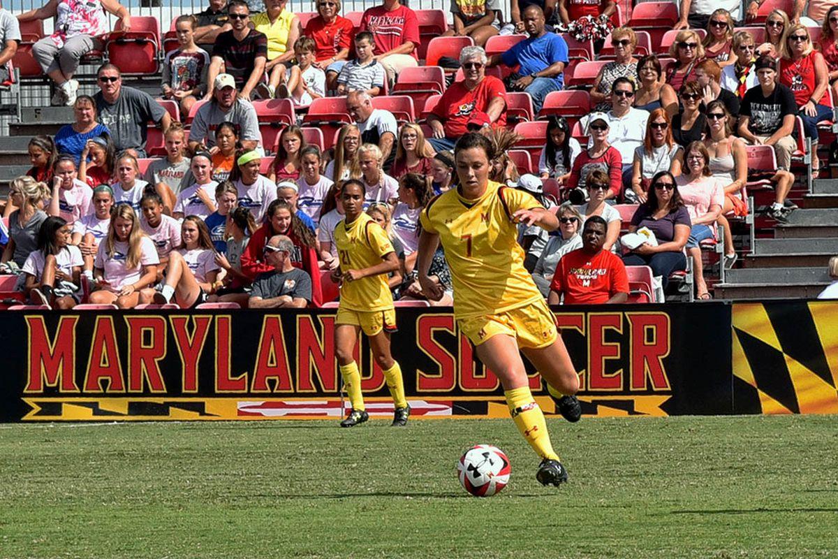 maryland women's soccer