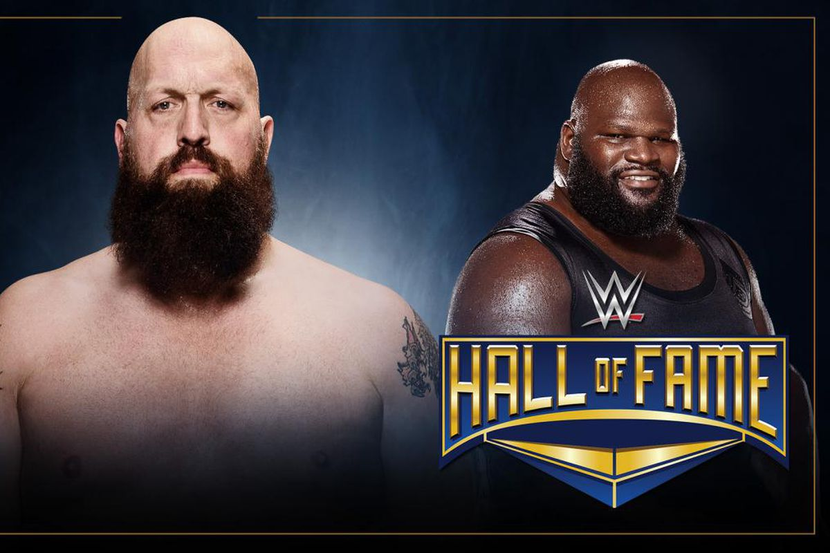 Image result for Big Show to induct Mark Henry into the WWE Hall of Fame