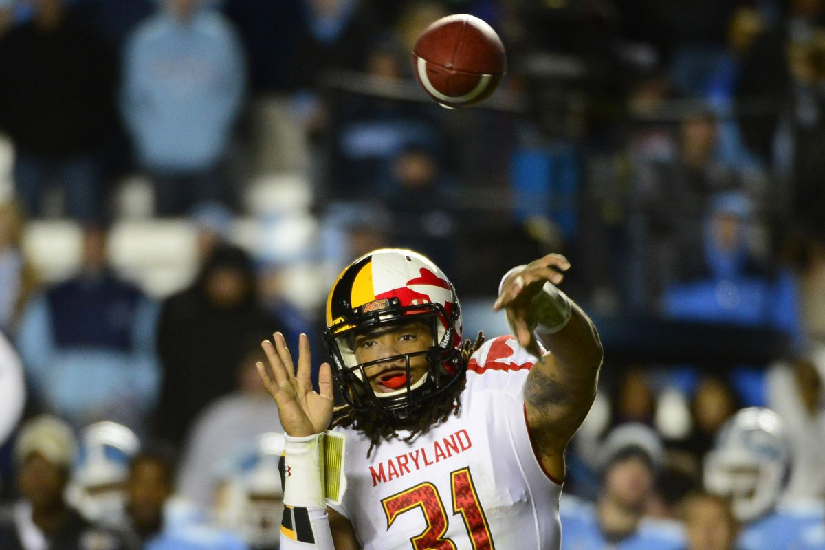 Maryland heads to the 'Shoe for the first time ever.