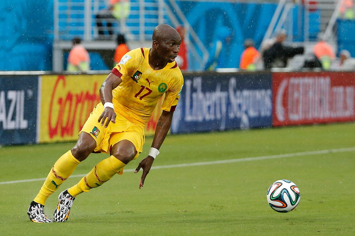 Will captain Stephane Mbia be ready to return for Cameroon?