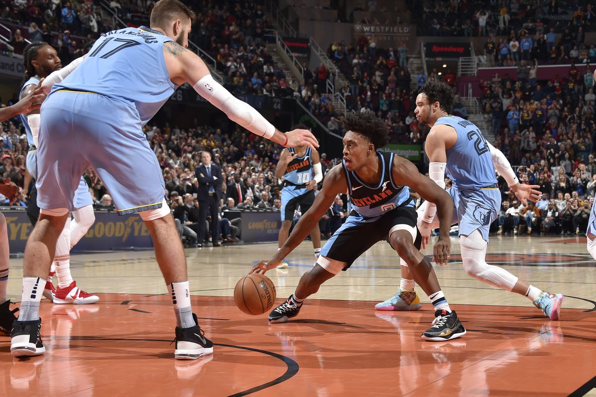 Memphis Grizzlies v Cleveland Cavaliers