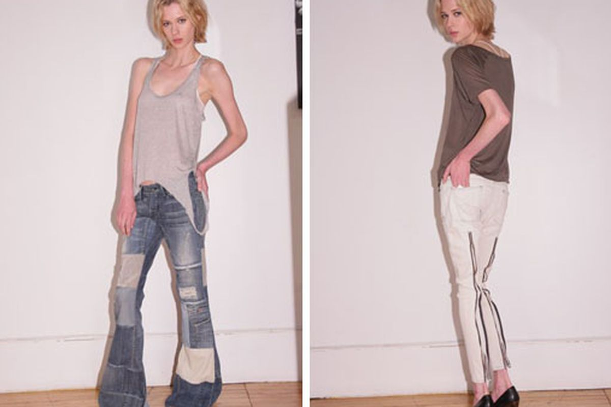 """Images via <a href=""""http://www.wwd.com/markets-news/hudson-jeans-launching-higher-end-collection-2384270?module=today"""">WWD</a>"""