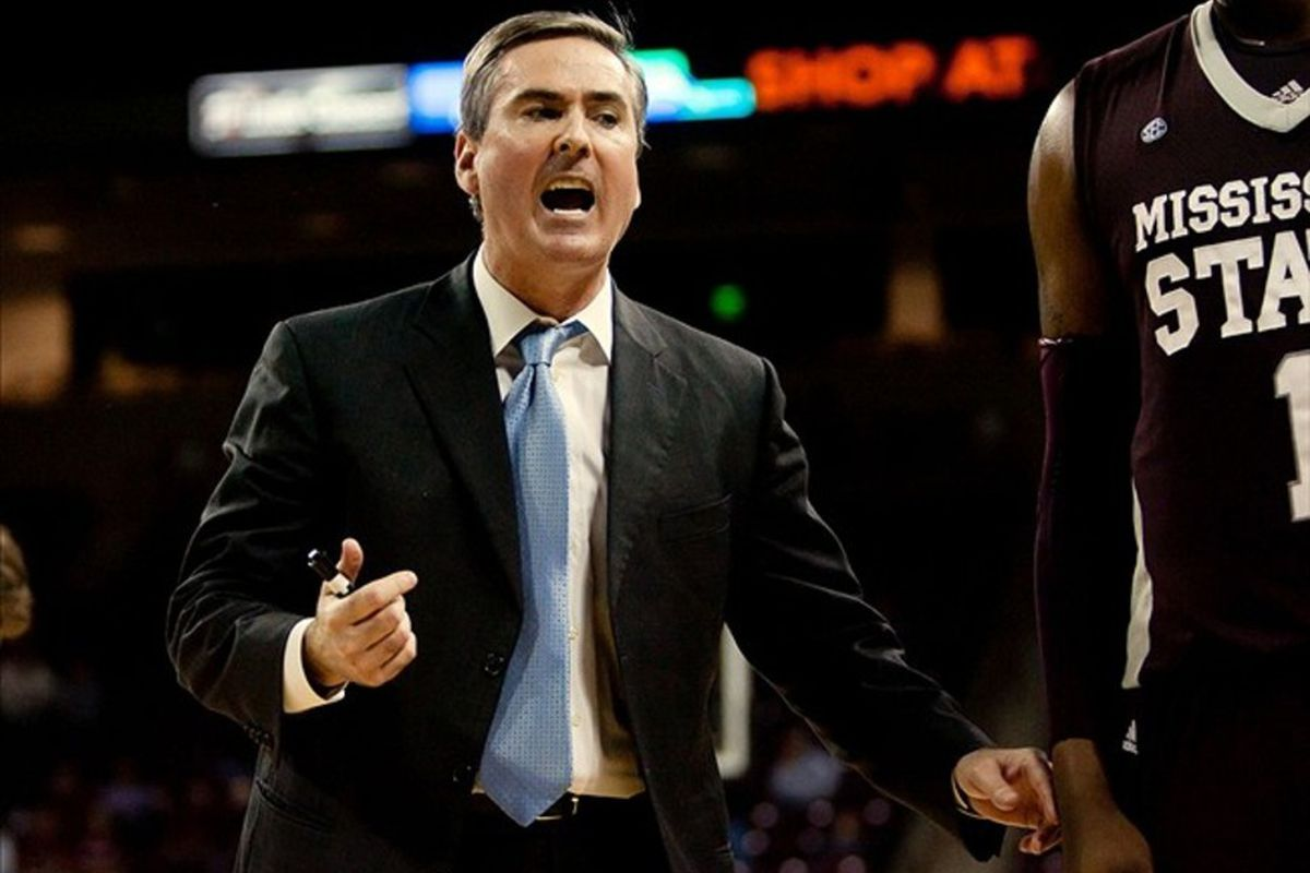 Rick Stansbury picked up a much-needed win in Fayetteville today.