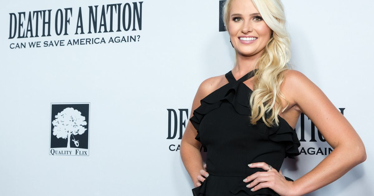 Fox Newss Tomi Lahren has an athleisure line with Alexo