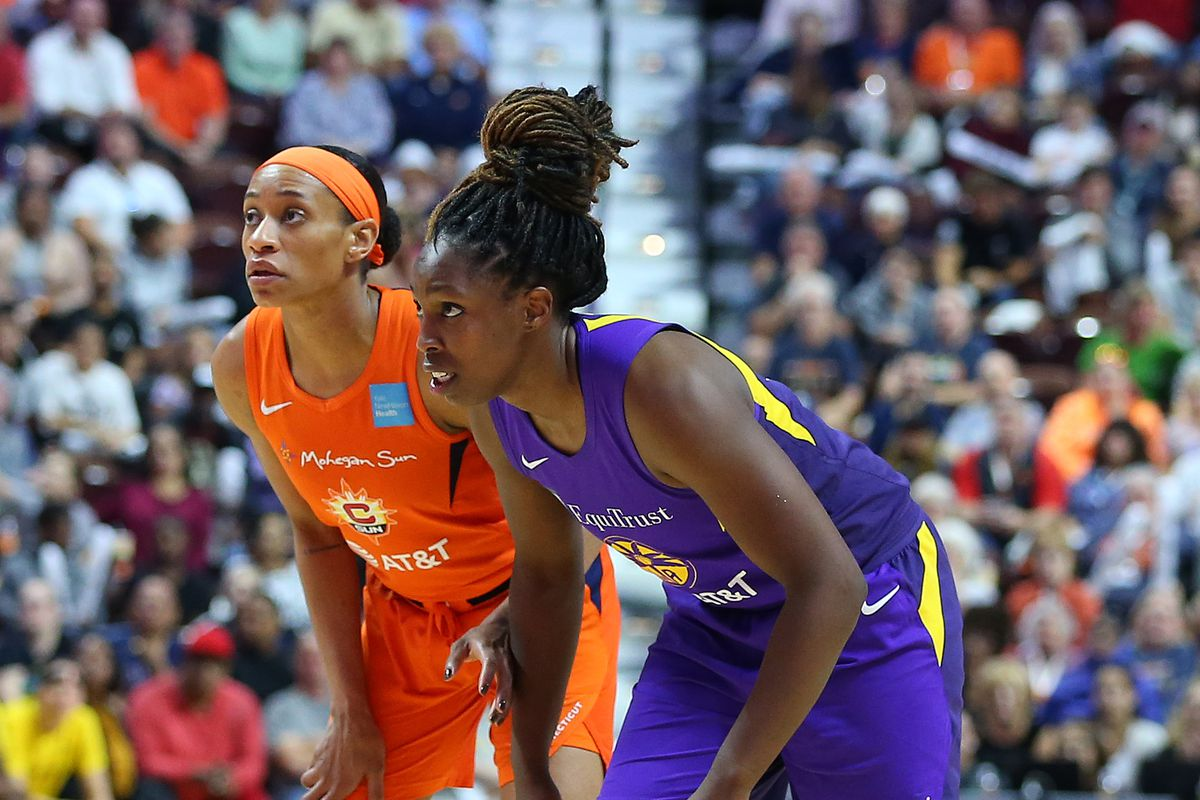 WNBA Playoffs: Sun will try for 2-0 advantage over Sparks in Game 2