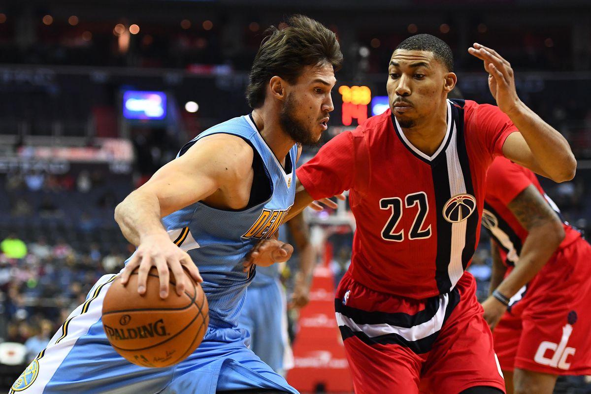 NBA: Denver Nuggets at Washington Wizards
