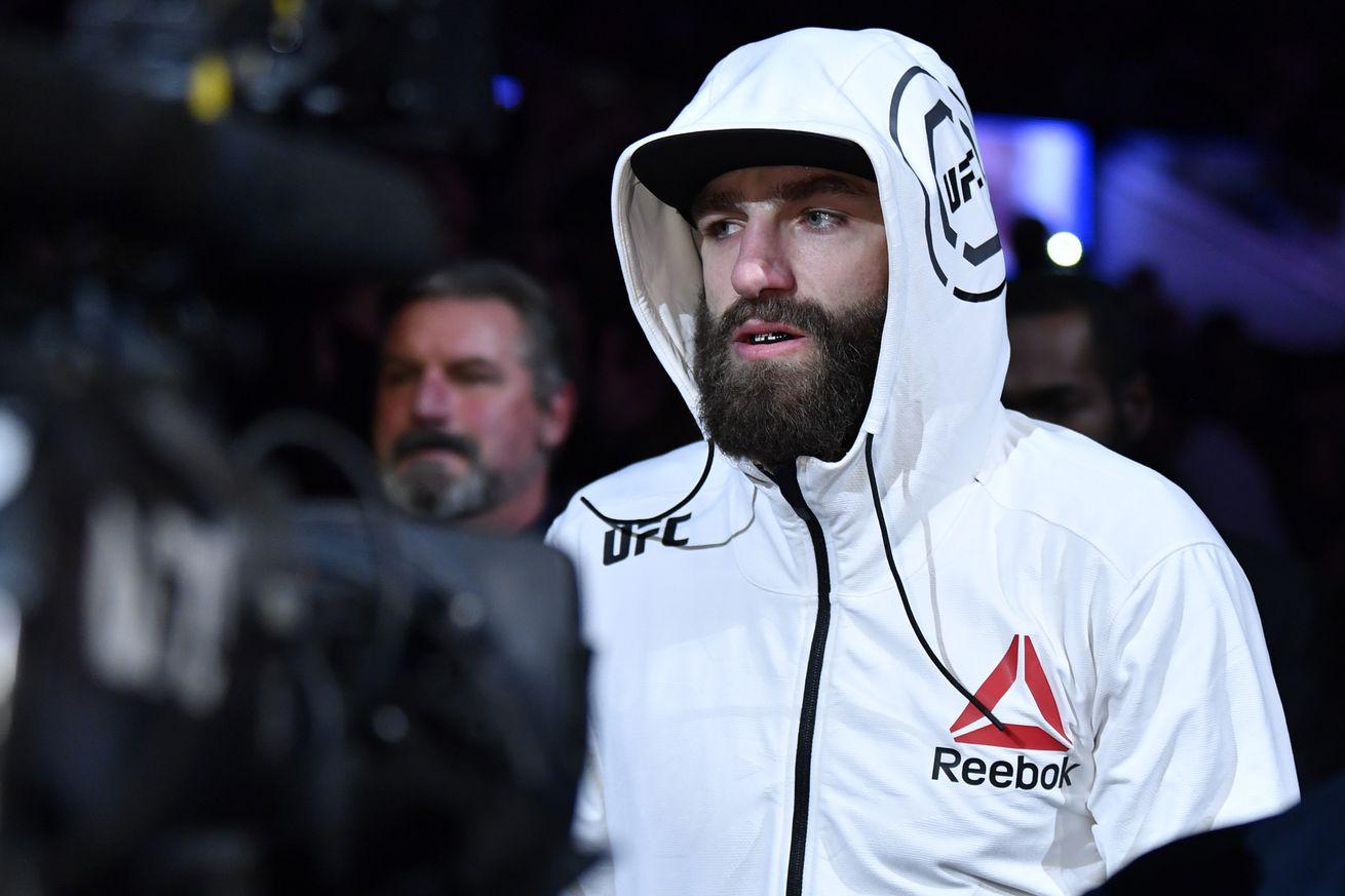 UFC Fight Night: Dos Anjos v Chiesa