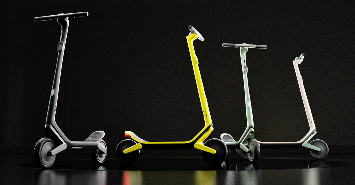 Unagi unveils 'The Eleven', an electric scooter that plays music, avoids potholes, and sounds incredible