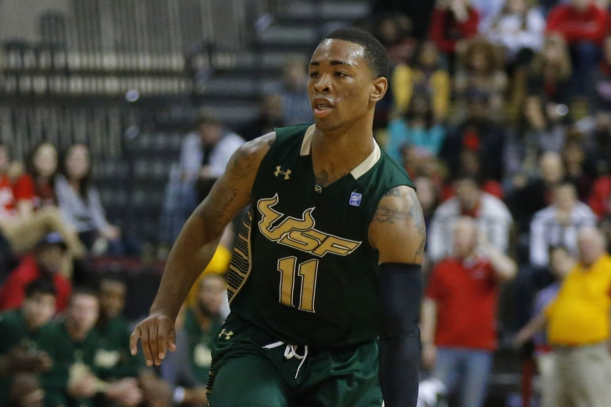 Anthony Collins came out of nowhere last season to lead the Bulls to the NCAAs.