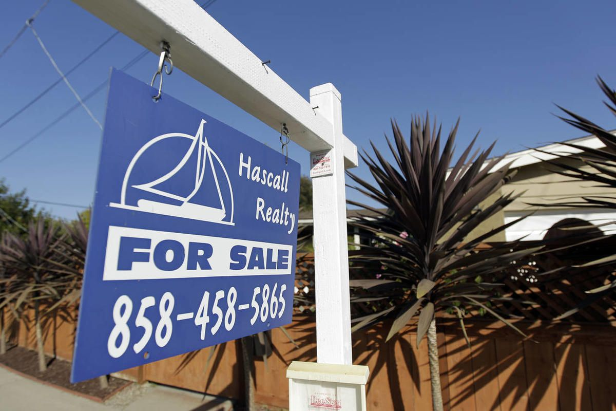 This June 13, 2012, file photo, shows a house for sale in San Diego. US home prices rose in all major US cities in June, further evidence of housing rebound.