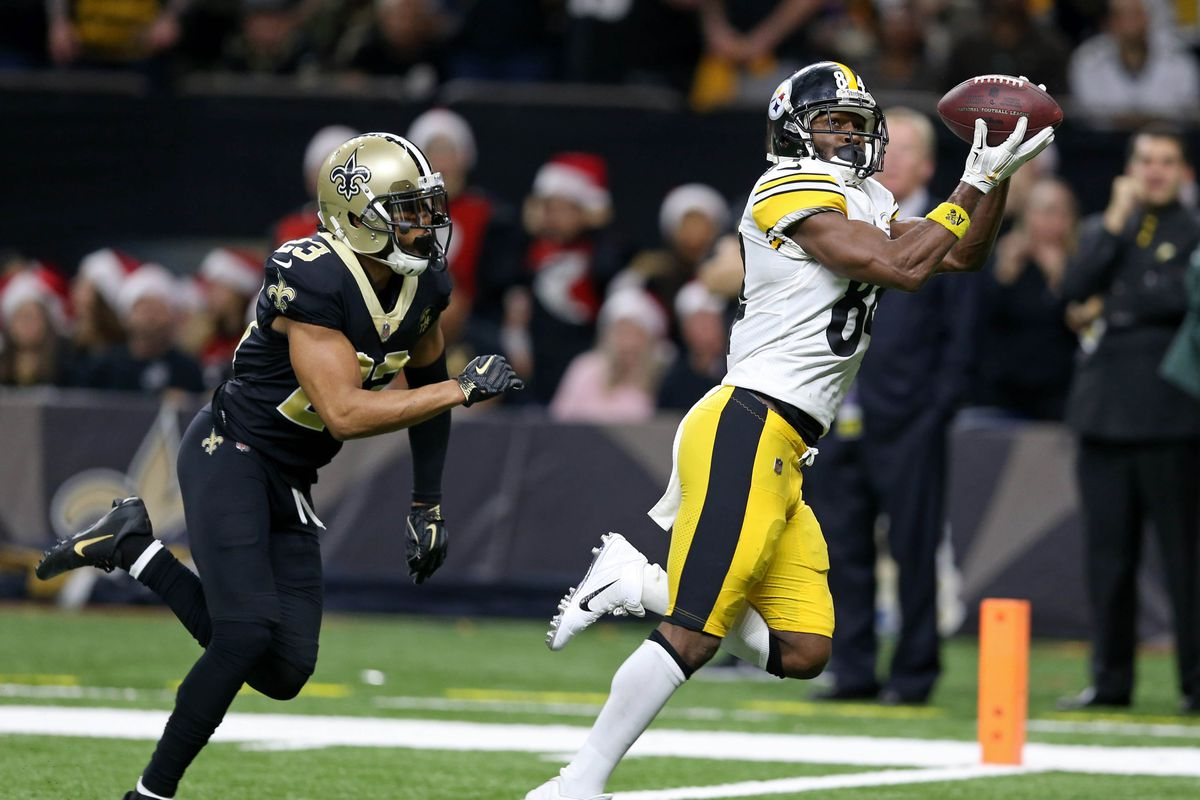 2010be0f0 Attention National Media  Antonio Brown acted like a jerk on his way out of  Pittsburgh
