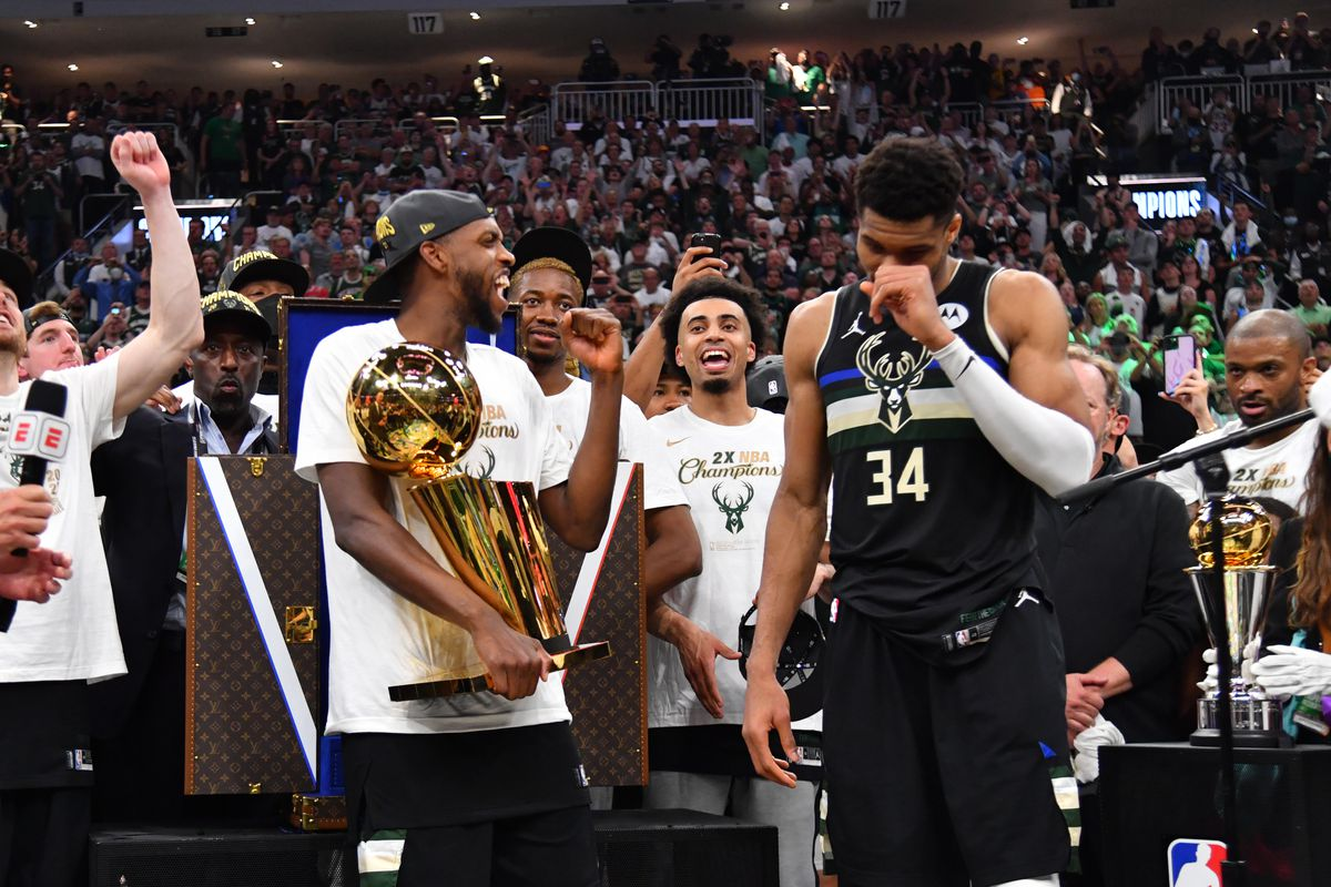 2021 NBA Finals - Phoenix Suns v. Milwaukee Bucks