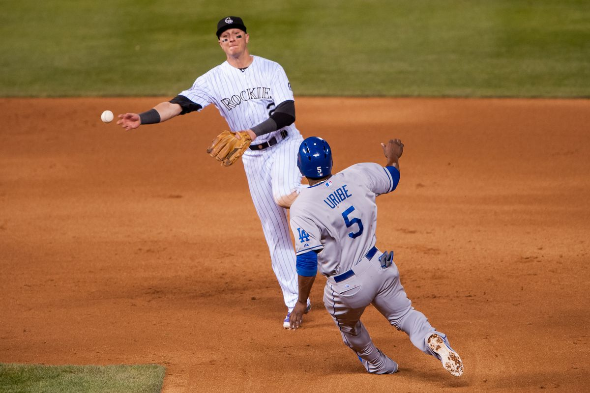 Troy Tulowitzki has the highest rWAR so far in 2014. Does this matter?
