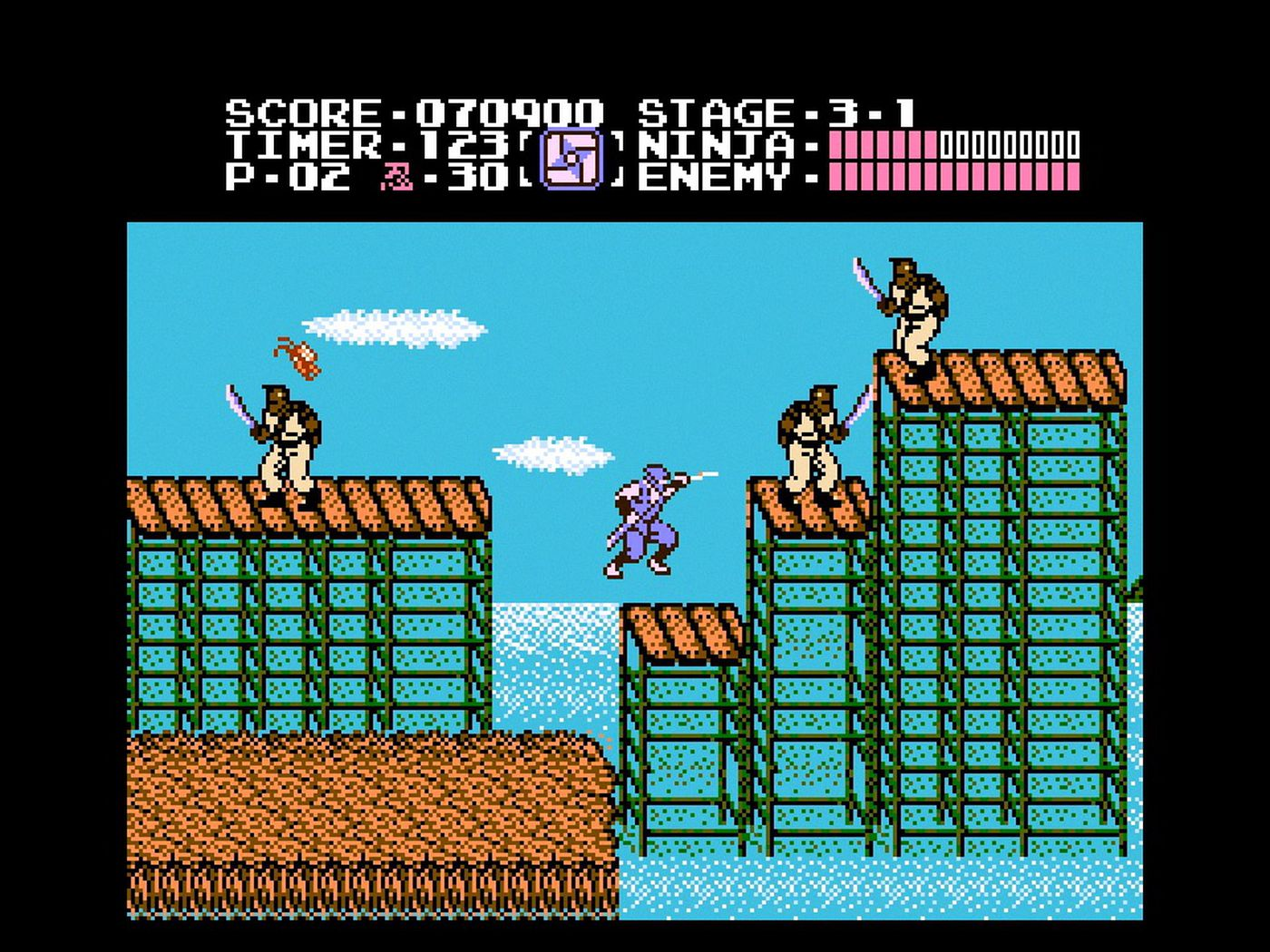 Ninja Gaiden S Soundtrack Is Getting An Elaborate Remaster 30 Years Later The Verge
