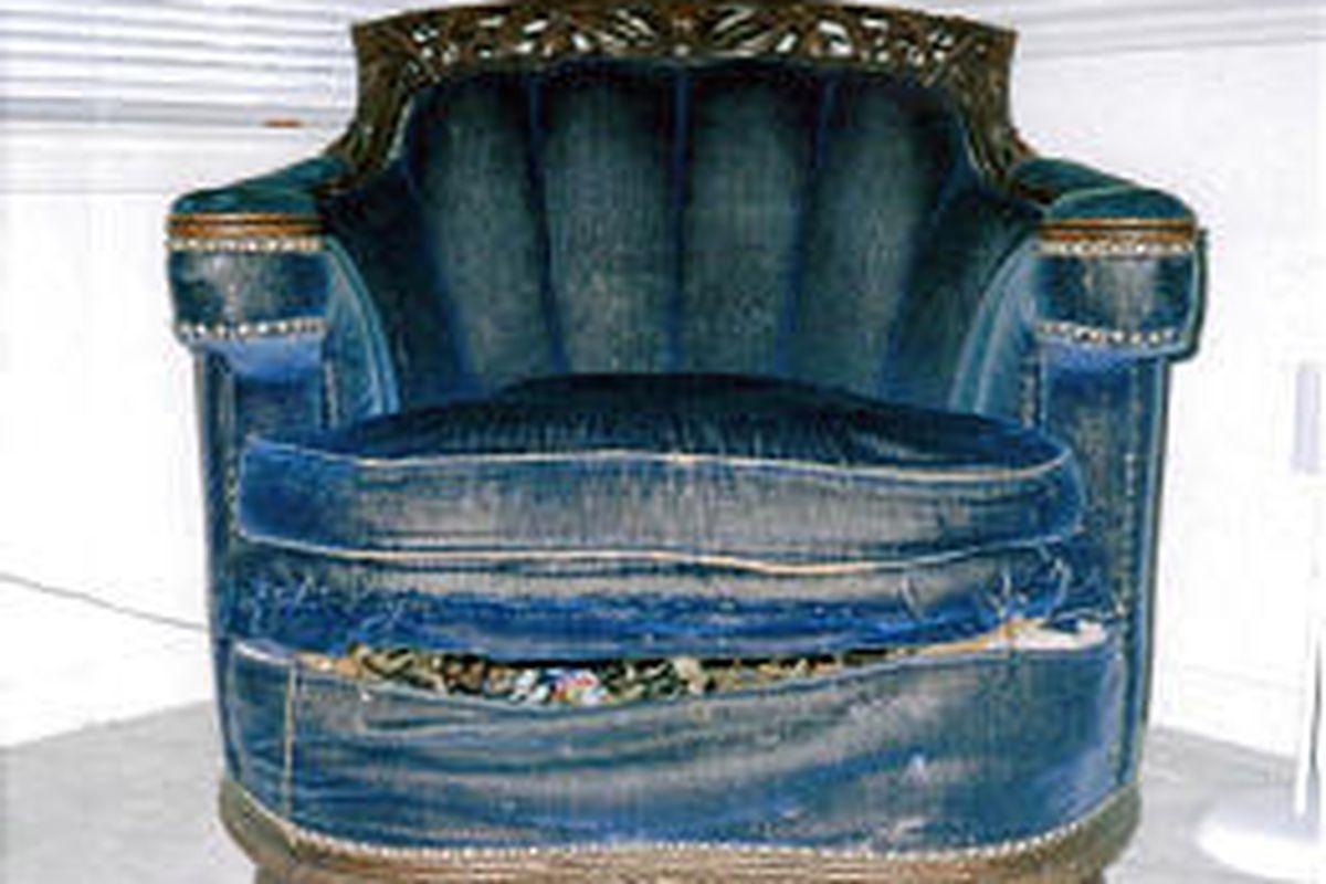 Fantastic Helaine Fendelman Joe Rosson Pullman Chair Not Worth Pdpeps Interior Chair Design Pdpepsorg