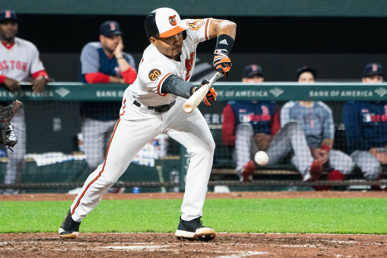 """Maybe the Orioles are done """"evaluating"""" a few of their players"""