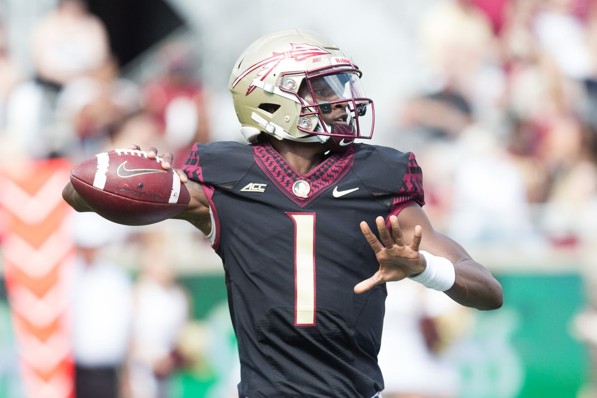 on sale 4ed8a 188a4 Florida State's 2019 quarterback preview - Tomahawk Nation