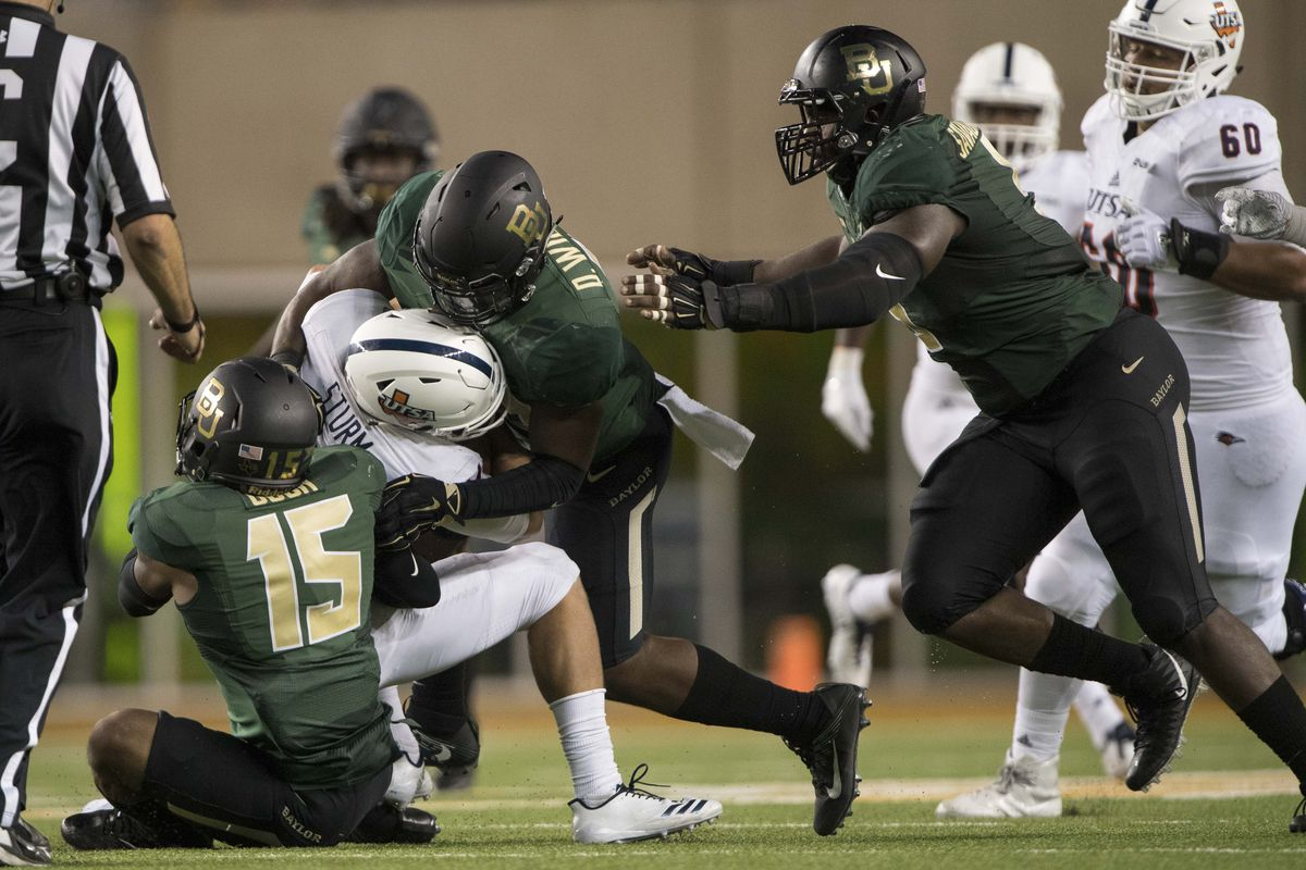 Baylor Shakes Up Depth Chart Names 9 New Starters