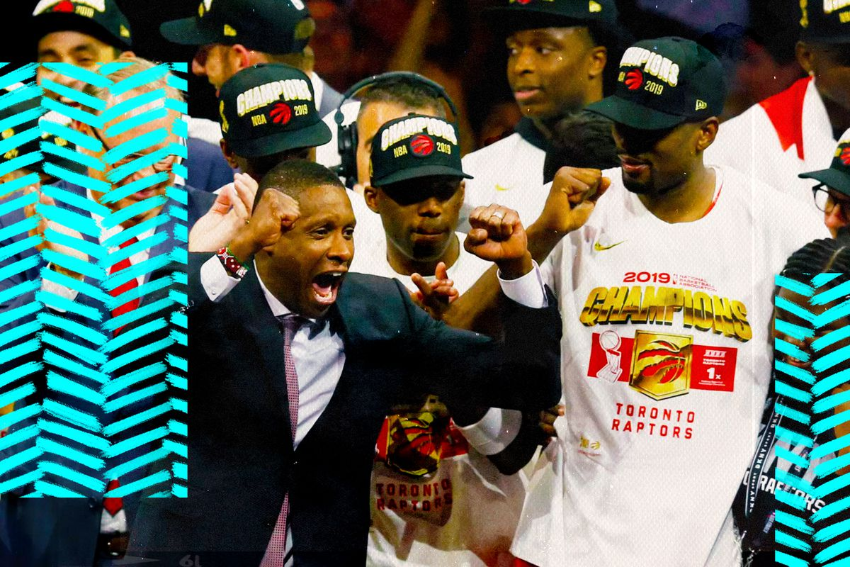 b9489b86832 OAKLAND -- The Toronto Raptors are NBA champions. Take a minute and let  that thought marinate. The franchise that brought us the purple dinosaur  and Zan ...