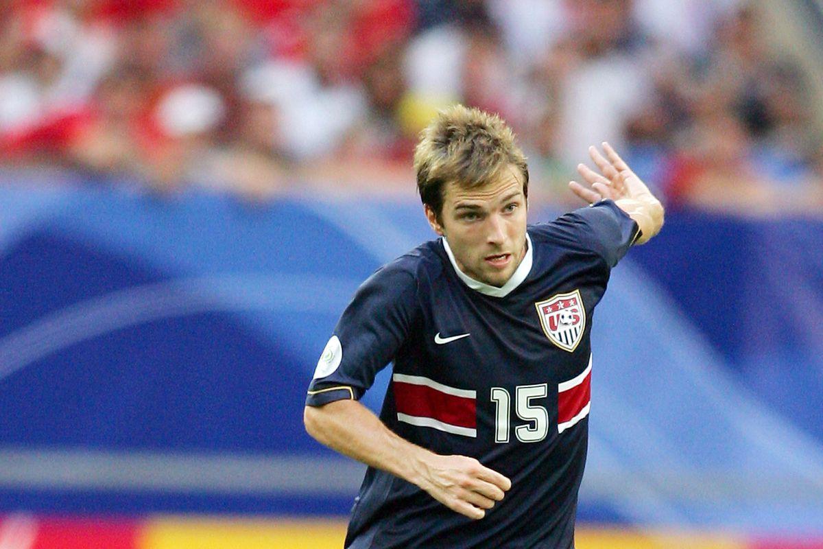FIFA 2006 World Cup - Group E - USA vs Czech Republic