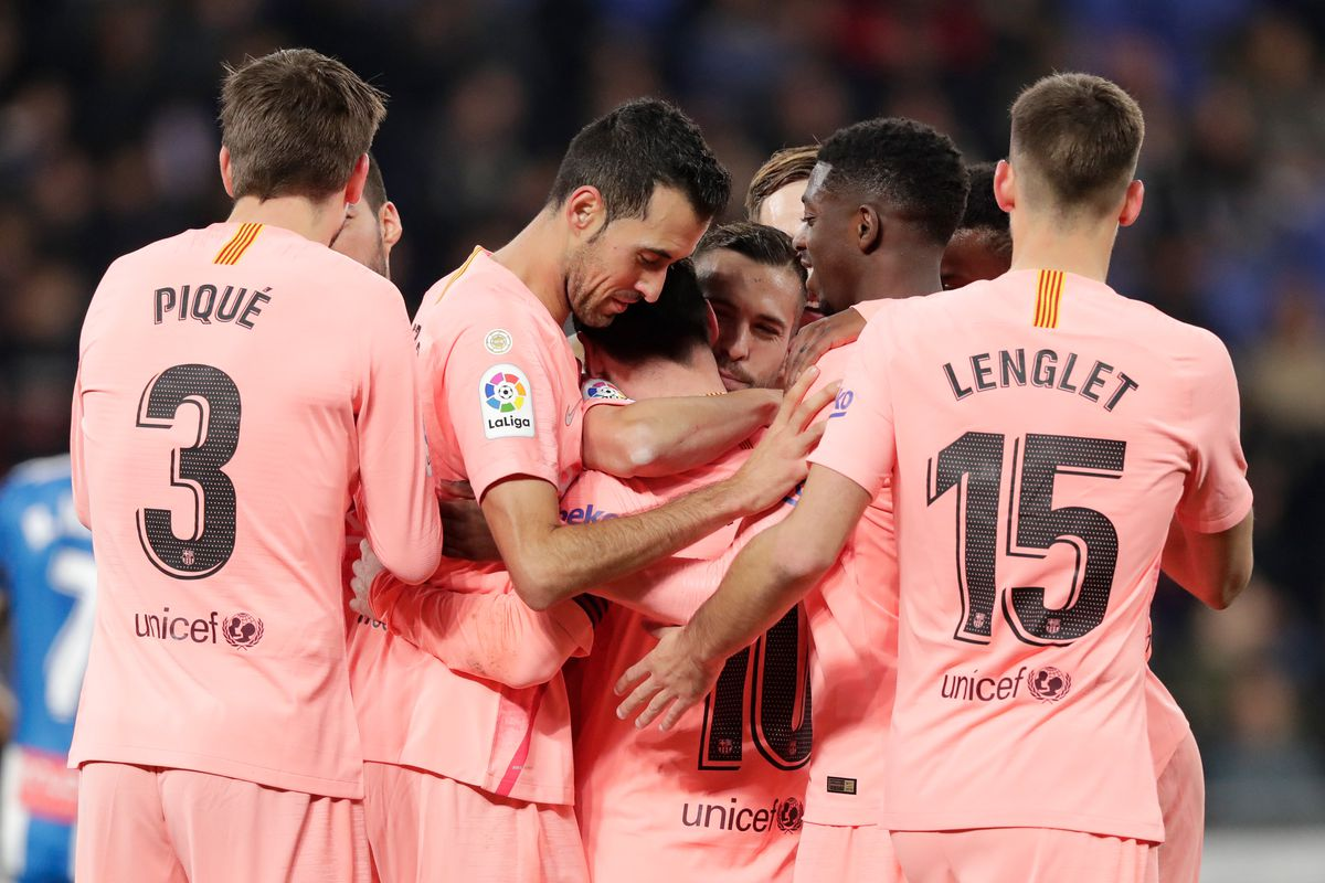 Barcelona Release New Pink And Green Third Kit For 2020 21 Barca Blaugranes