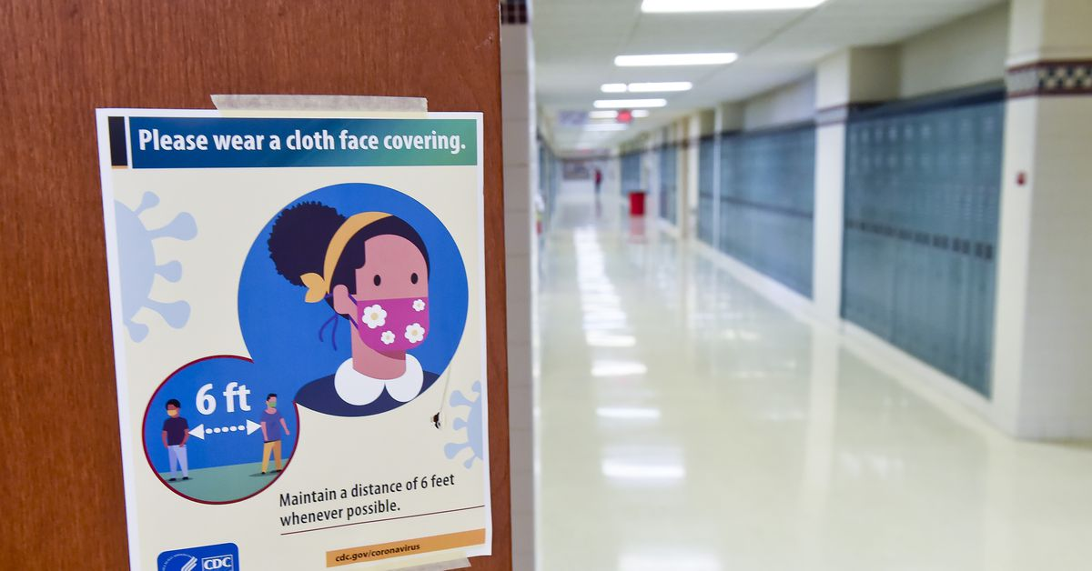 www.vox.com: CDC says it's safe to reopen schools — with proper precautions