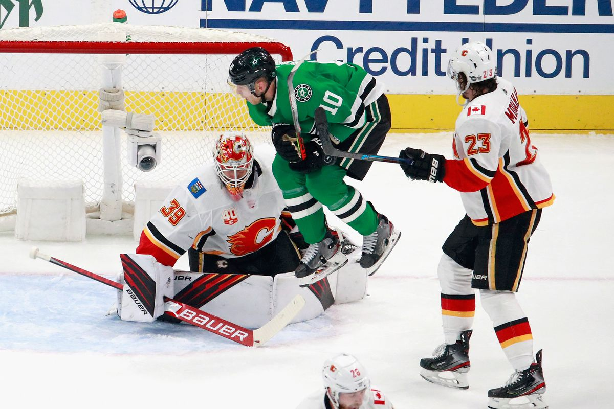 Calgary Flames v Dallas Stars - Game Five