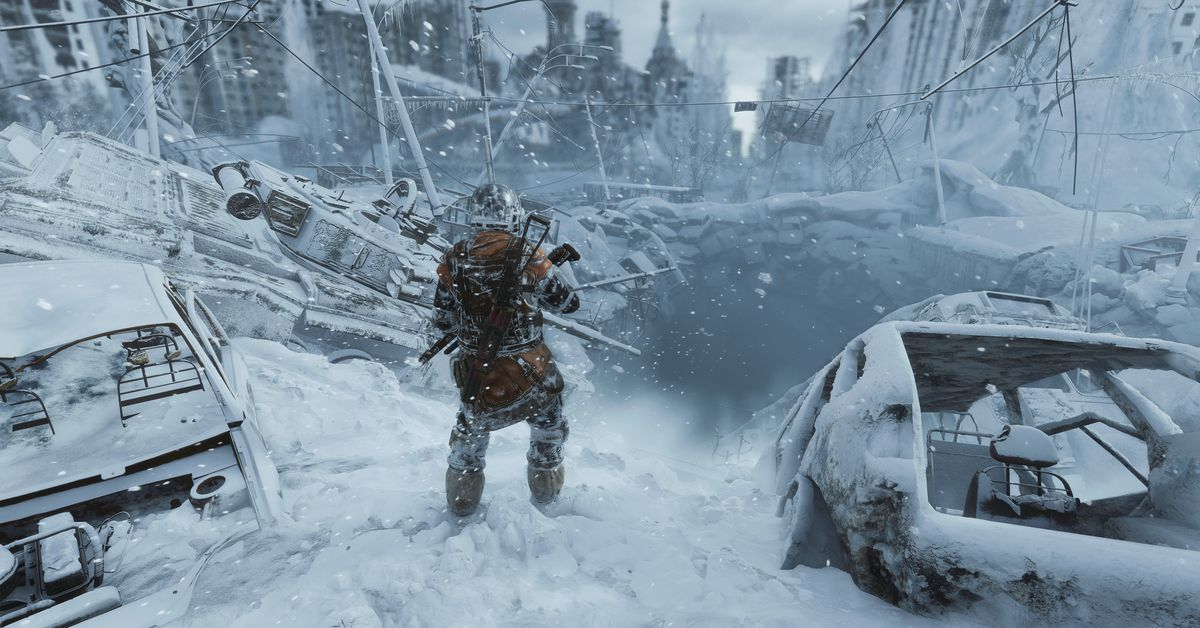Metro exodus sales on Epic outmatched previous installment sales