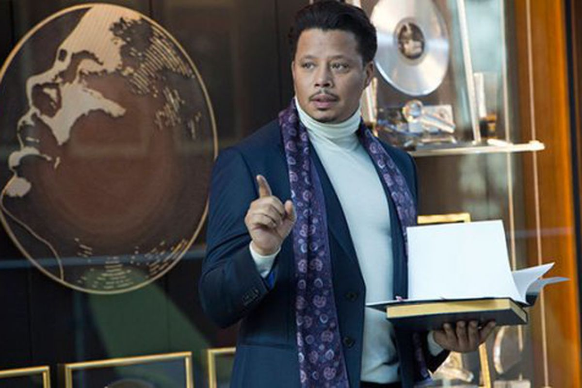 Empire is a show as much about the music as it is about business