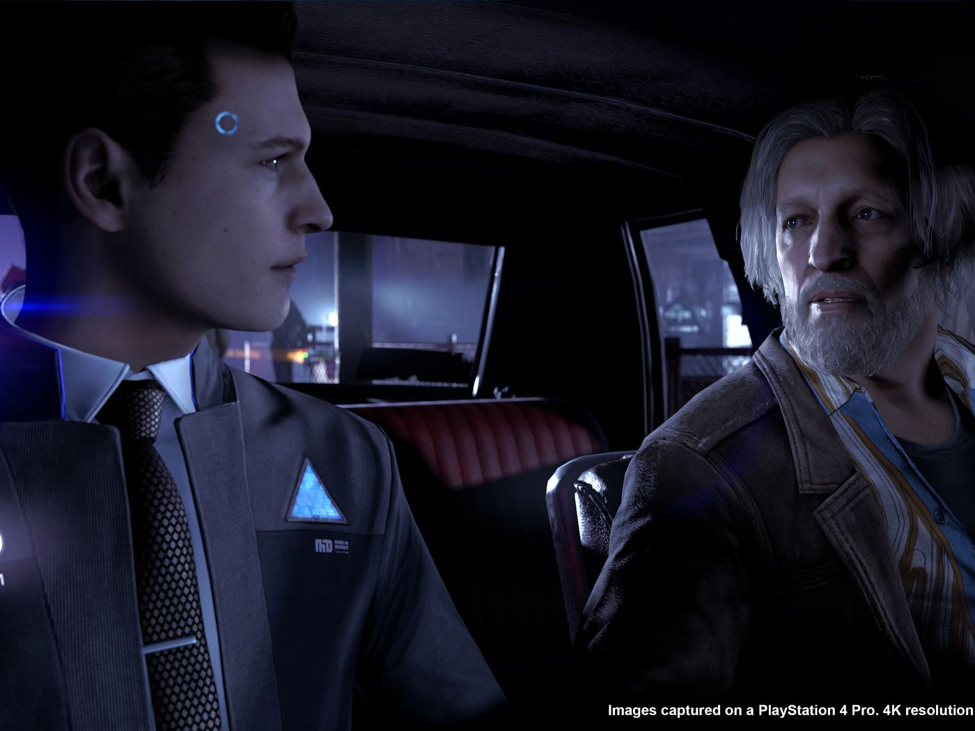 Detroit Become Human Ps4 Gameplay Preview A Risky Storytelling