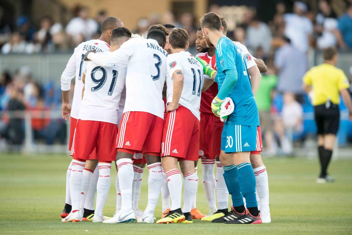 MLS: New England Revolution at San Jose Earthquakes